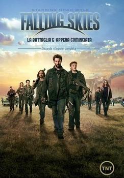 Falling Skies - Stagione 2 - Cofanetto (2012) 3xDVD9 COPIA 1:1 ITA ENG