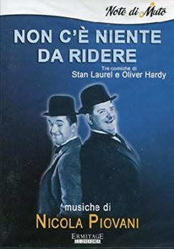 Stanlio & Ollio - Non c'è niente da ridere (2010) DVD5 Copia 1:1 ENG - SUB ITA