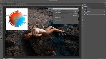 Авторский курс профессиональной обработки в Adobe Photoshop (2020) Видеокурс