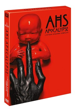 American Horror Story (2017) Stagione 8 [ Completa ] 2 x DVD9 1 x DVD5 COPIA 1:1 ITA ENG TED