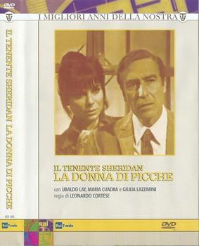 Il tenente Sheridan - La donna di picche (1969) 2xDVD9 1xDVD5 COPIA 1:1 ITA