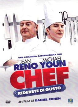 Chef (2012) DVD9 ITA FRA