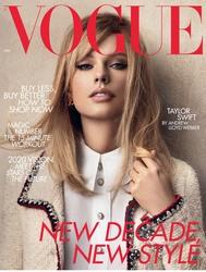 Taylor Swift - British Vogue Magazine January 2020