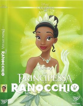 La Principessa e il Ranocchio (2009) DVD9 COPIA 1:1 ITA ENG UNG