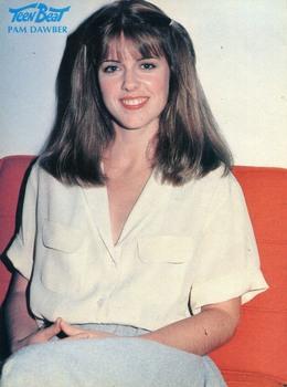 Pam Dawber: 80's Magazine Scan x 1