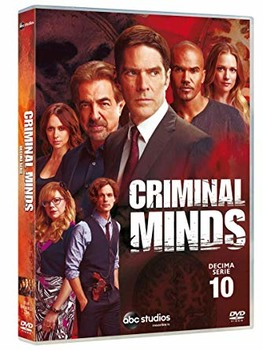Criminal Minds - Stagione 10 (2014-2015) [Completa] 5xDVD9 COPIA 1:1 ITA ENG TED