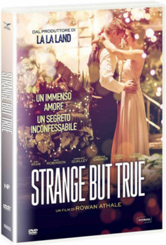 Strange But True (2019) DVD9