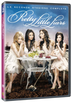 Pretty Little Liars (2010–2017) Stagione 2 [ Completa ] 5 x DVD9 1 x DVD5 COPIA 1:1 ITA ENG