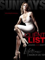 Jennifer Love Hewitt - The Client List Promo Posters (2011)
