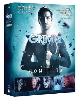 Grimm (2011-2017) Stagioni 1-6 [ La serie completa ] 34 x DVD9 Copia 1:1 ITA-ENG