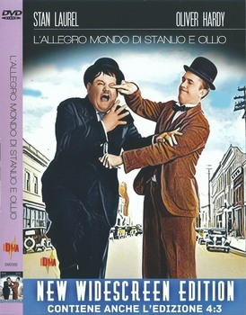 Stanlio & Olio - L'allegro mondo di Stanlio e Olio (1965) DVD9 COPIA 1:1 ITA ENG