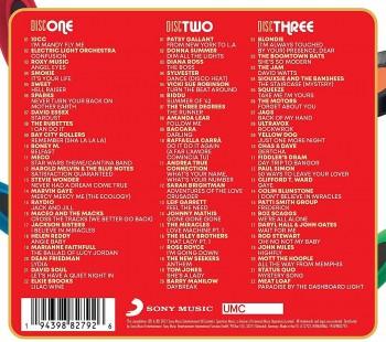 Buried Treasure: The 70s (3CD) (2021) Mp3