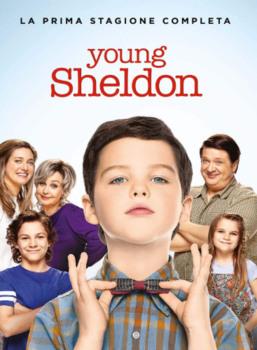 Young Sheldon (2017) Stagione 1 [ Completa ] 2 x DVD9 COPIA 1:1 ITA MULTI
