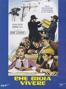 Che gioia vivere (1961) DVD5 COPIA 1:1 ITA