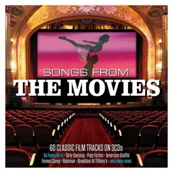 Various  Artists - Songs From The Movies (60 Classic Film Tracks) (3CD) (2019) Full Albüm İndir