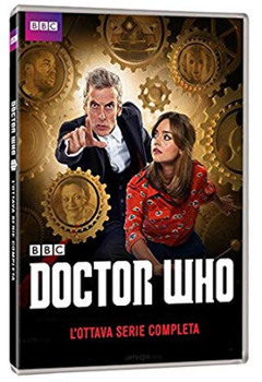 Doctor Who - Stagione 8 (2014) 5xDVD9 Copia 1:1 ITA-ENG