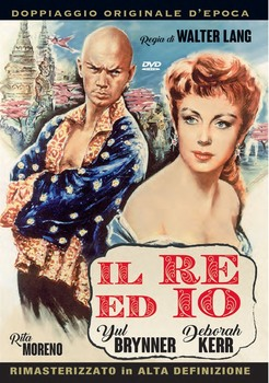 Il re ed io (1956) DVD9 COPIA 1:1 ITA ENG FRA SPA