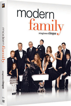 Modern family (2013) Stagione 5 [ Completa ] 3 x DVD9 COPIA 1:1 ITA ENG TED