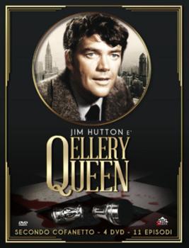 Ellery Queen (1975–1976) Stagione 2 [ Completa ] 4 x DVD9 COPIA 1:1 ITA ENG