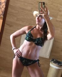 Brooke Shields in a Bikini - 12/31/19 Instagram
