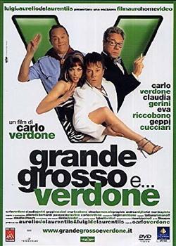 Grande, grosso e... Verdone (2008) DVD9 Copia 1:1 ITA