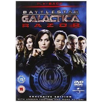 Battlestar Galactica - Razor (2007) DVD9 COPIA 1:1 ita ing