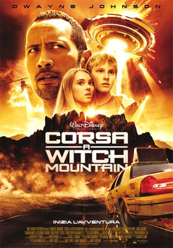 Corsa a Witch Mountain (2009) DVD9 COPIA 1:1 ITA ENG TED TUR