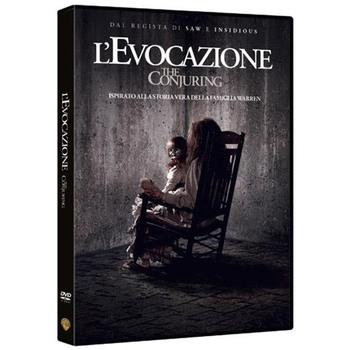 L'evocazione - The Conjuring (2013) DVD9 COPIA 1:1 ITA ENG FRA