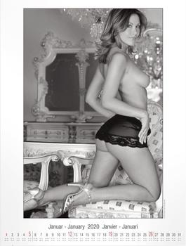 Erotic Calendar 2020 (Art & Seduction, Beach Girls, Girls Exclusive, Penthouse) PDF
