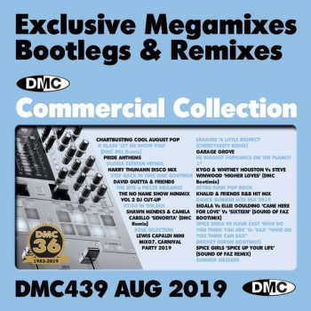 DMC Commercial Collection 439 (2019) Full Albüm İndir