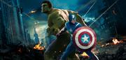 Мстители / The Avengers (Йоханссон, Дауни мл., Хемсворт, Эванс, 2012) A291851356360325