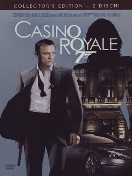 Casino Royale (2006) [Collector's Edition] 1xDVD9+1xDVD5 Copia 1:1 ITA-ENG