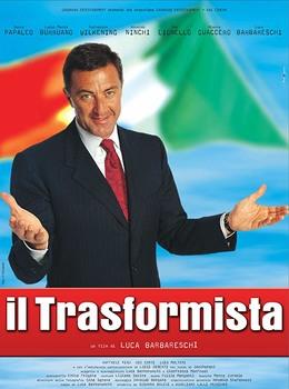 Il trasformista ( 2002 ) DVD5 COPIA 1:1 ITA-ENG-DEU-CAST