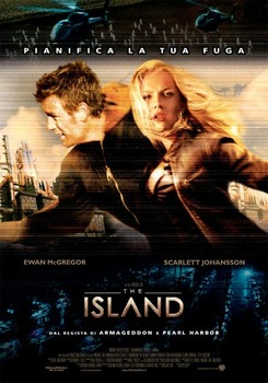 The Island (2005) DVD9 COPIA 1:1 ITA ENG