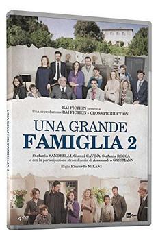 Una Grande Famiglia (2013) Seconda Stagione 4xDVD9 Copia 1:1 Ita TRL