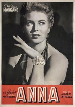 Anna (1951) [Import Spagna] DVD9 COPIA 1:1 ITA SPA