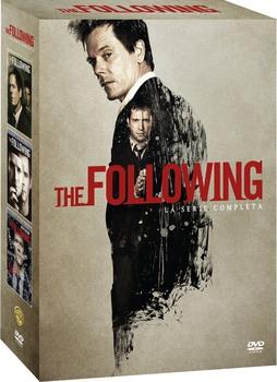 The Following (2013-14-15) [ La serie completa ] 12 x DVD9 Copia 1.1 ITA ENG Multi