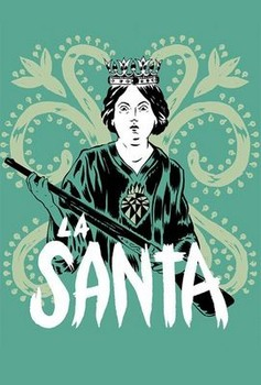 La santa (2013) DVD9 COPIA 1:1 ITA