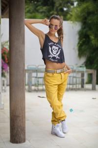 Mango A.     Katya Clover - Strong Babe