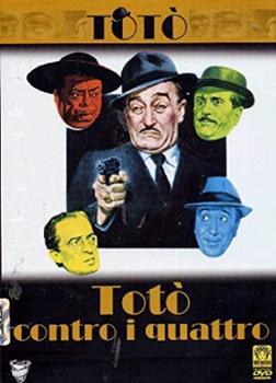 Totò contro i quattro (1963) DVD5 Copia 1:1 ITA