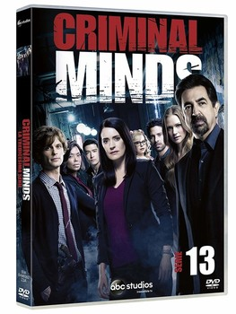 Criminal Minds - Stagione 13 (2017-2018) [Completa] 5xDVD9 COPIA 1:1 ITA ENG TED
