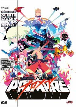 Promare (2019) DVD9