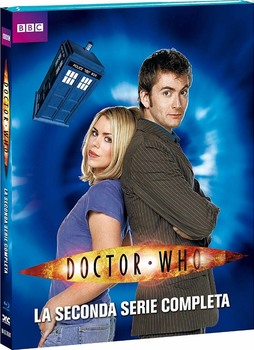 Doctor Who - Stagione 2 (2006) [4 Blu-Ray] Full Blu-Ray AVC ITA ENG DTS-HD MA 5.1