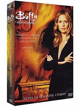 Buffy l'ammazzavampiri (2000-2001) stagione 5 [completa] 6xDVD9 COPIA 1:1 ita ing