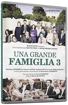 Una Grande Famiglia (2015) Terza Stagione 4xDVD9 Copia 1:1 Ita TRL