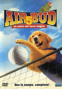 Air Bud 5 - Un eroe a quattro zampe - Air Bud vince ancora (2003) DVD5 COPIA 1:1 ITA ENG