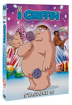 I Griffin - Stagione 16 (2011) [Completa] 3 x DVD9 ITA-ENG