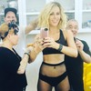 Kate Beckinsale Instagram Underwear