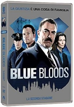 Blue Bloods (2011) Stagione 2 [Completa] 6xDVD9 COPIA 1:1 Ita Eng