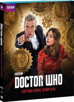 Doctor Who - Stagione 8 (2014) [5 Blu-Ray] Full Blu-Ray AVC ITA ENG DTS-HD MA 5.1